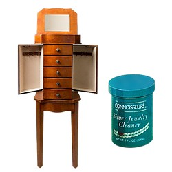 Jewelry Boxes & Jewelry Care