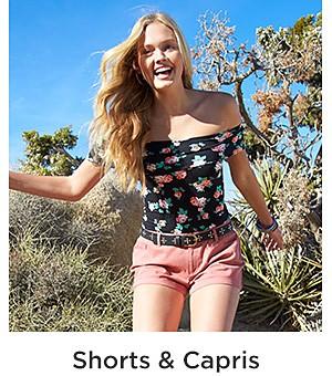 Shop Capris & Shorts