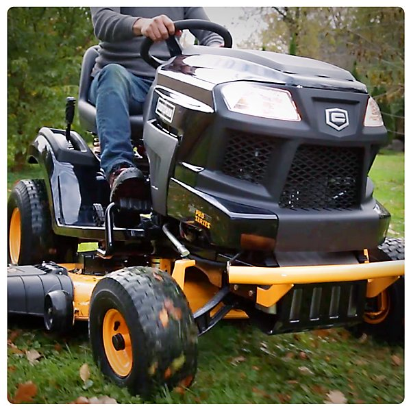 Riding Mower Guide