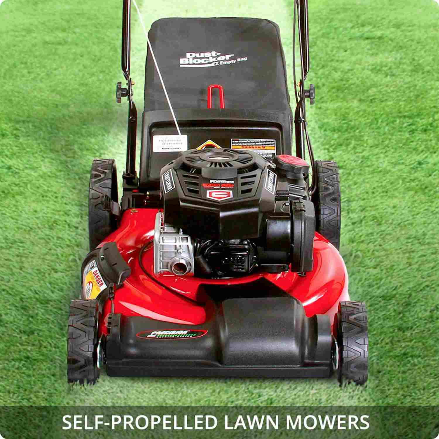 Shop Self-Propelled Lawn Mowers