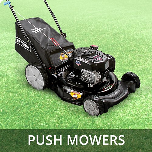 Sears Push Mowers