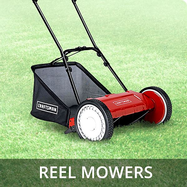 Sears Reel Mowers