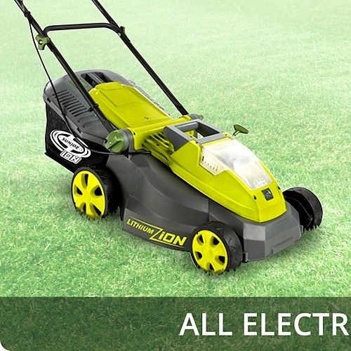 Sears Electric Mowers