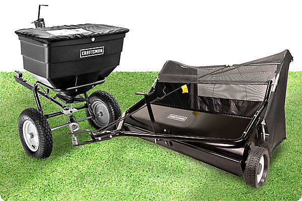 Craftsman Mower Accessories : Riding lawn mowers tractors sears