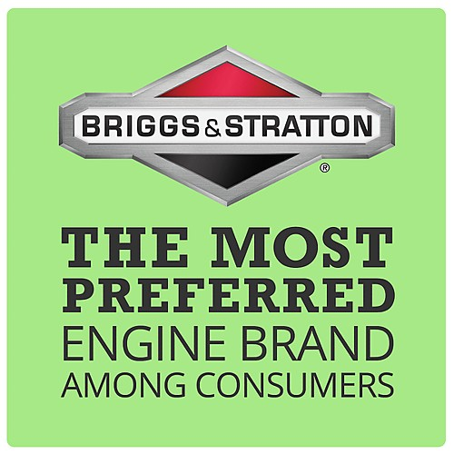 Briggs & Stratton Engine Riding Mowers