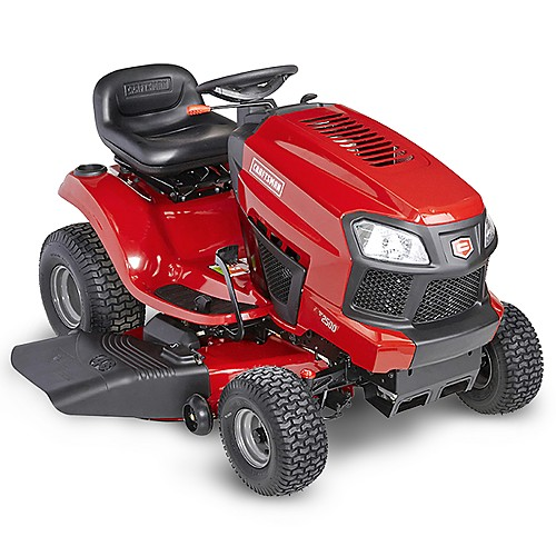 Sears Craftsman Riding Lawn Mower : Riding lawn mowers find your new mower at sears