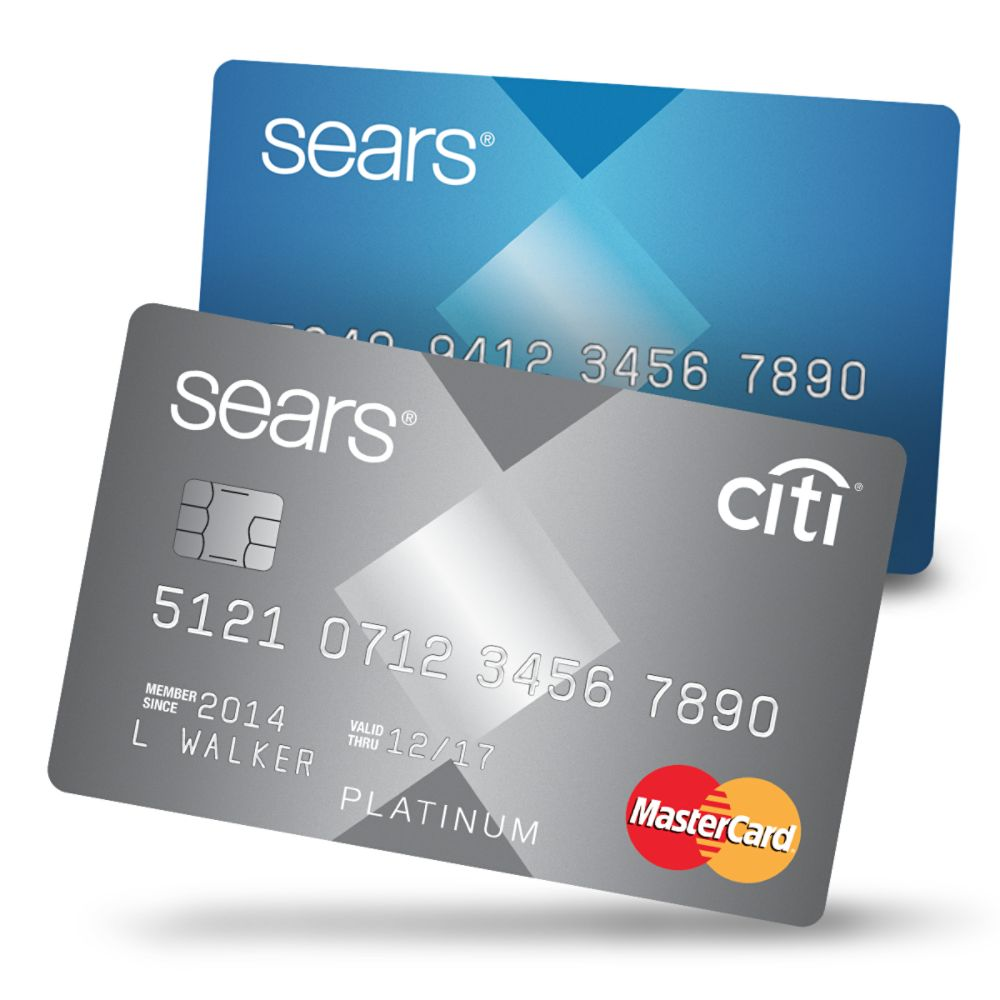 Sears Card Offers