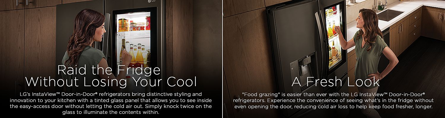 LG InstaView Features