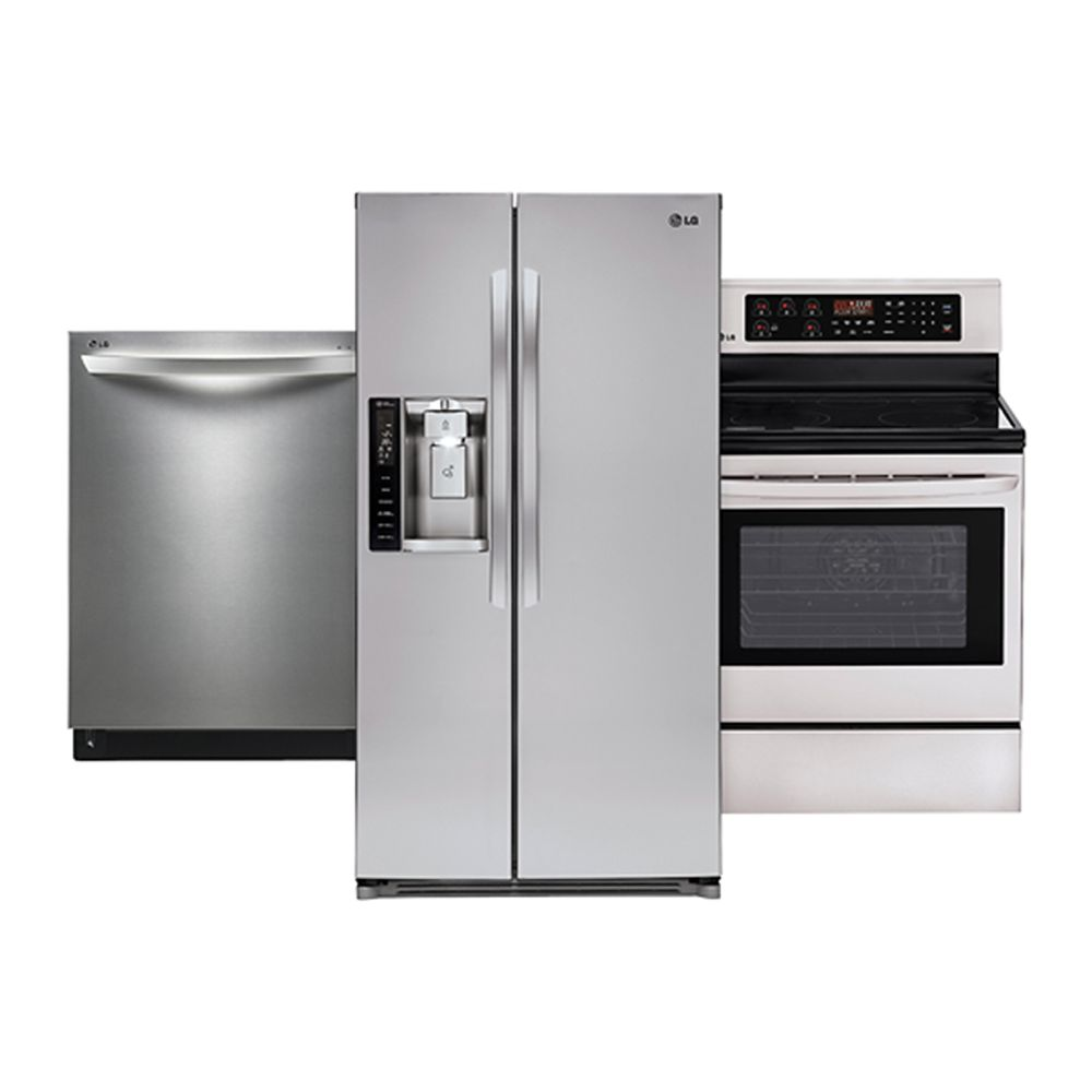 shop all LG Appliances