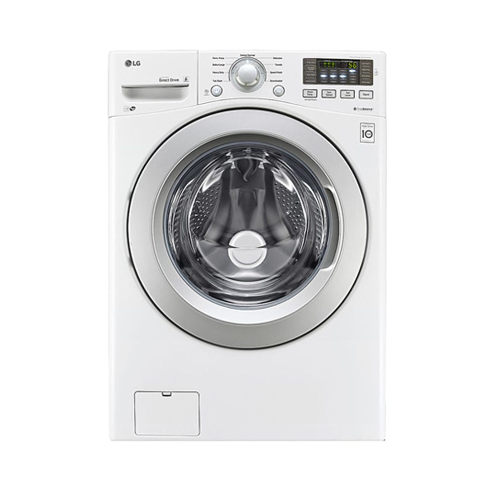 Learn more about LG washers