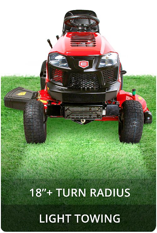 Riding Lawn Mowers: Find Your New Riding Lawn Mower at Sears