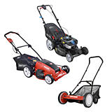 All Lawn Mowers