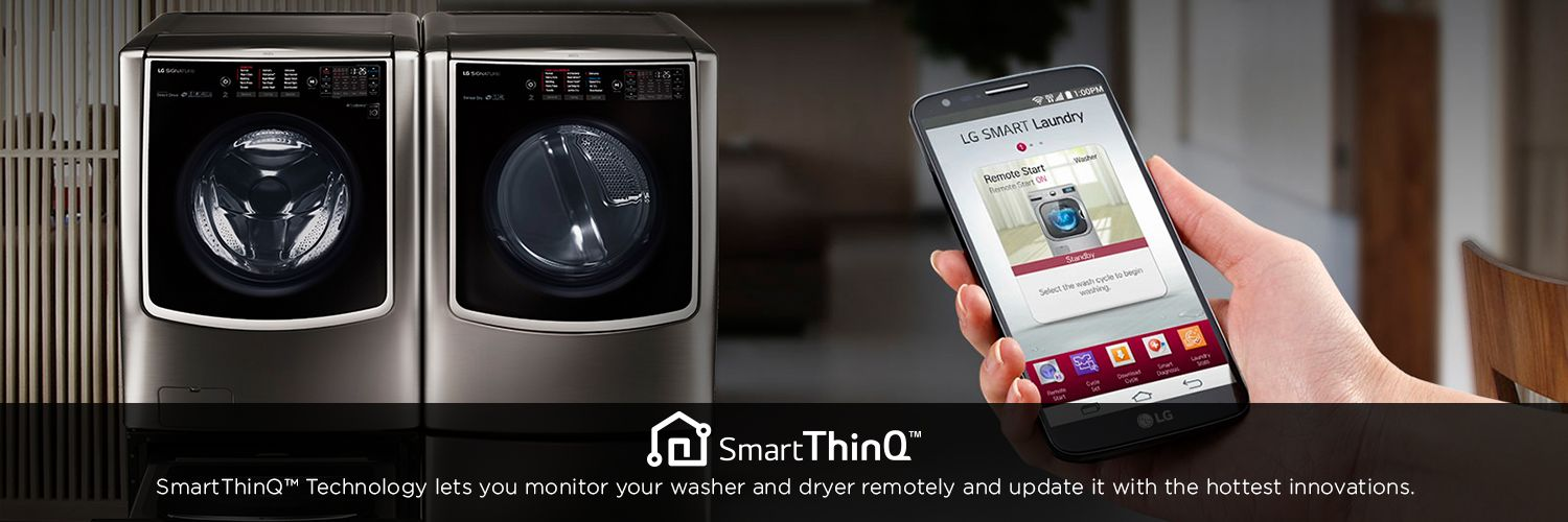 SmartThinQ Technology