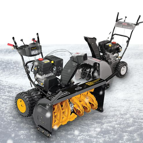 All Snow Blowers
