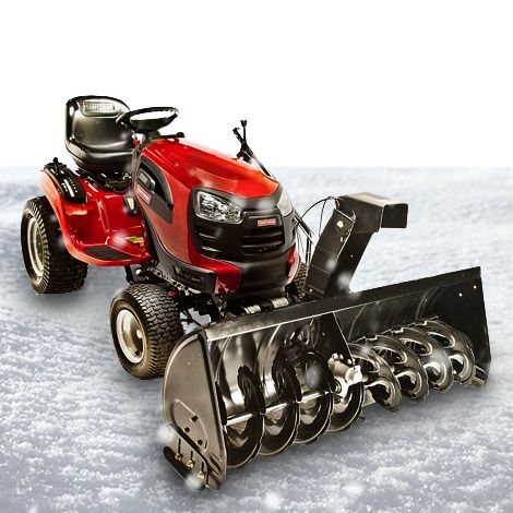 Snow Removal Equipment Sears