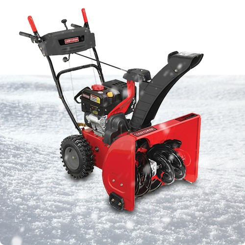 Blower Snow Removal Equipment : Snow removal equipment sears