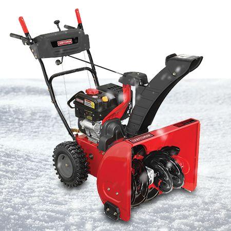 craftsman 5.0 hp 21 inch snow blower manual