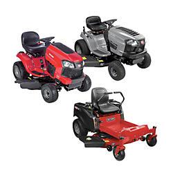 EXTRA 5% off Tractors $1299+