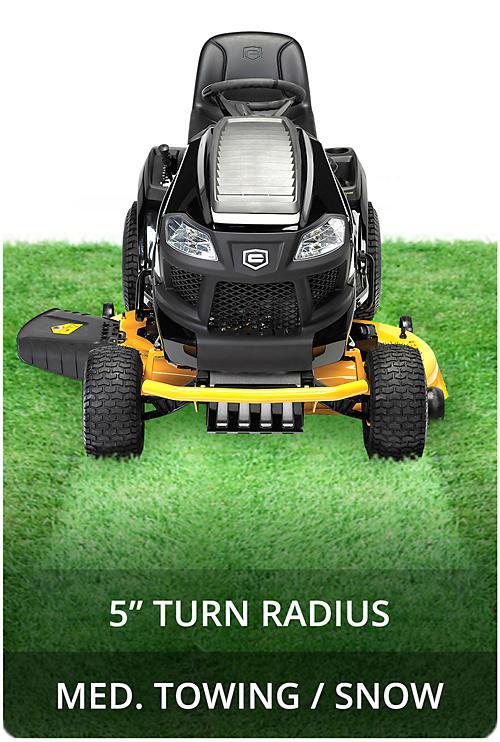 Tractores para patio