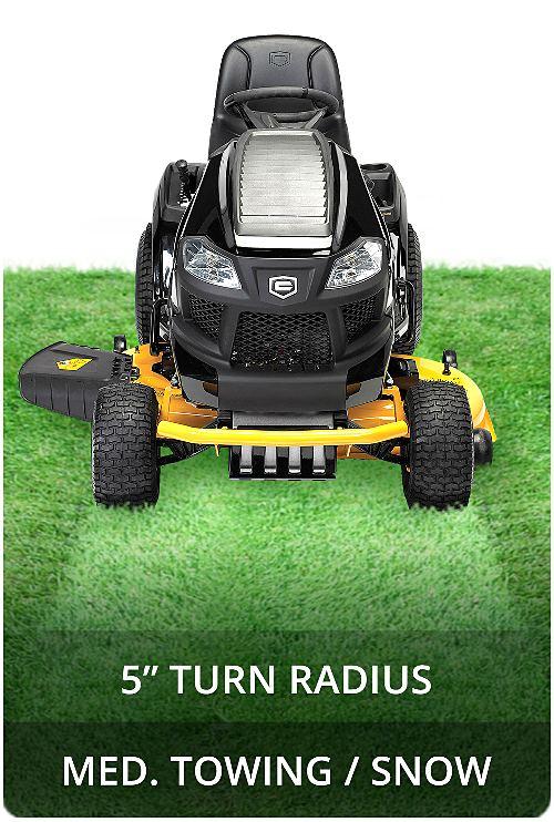 Sears Riding Lawn Mowers >> Riding Lawn Mowers Find Your New Riding Lawn Mower At Sears