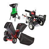 Chippers & Log Splitters