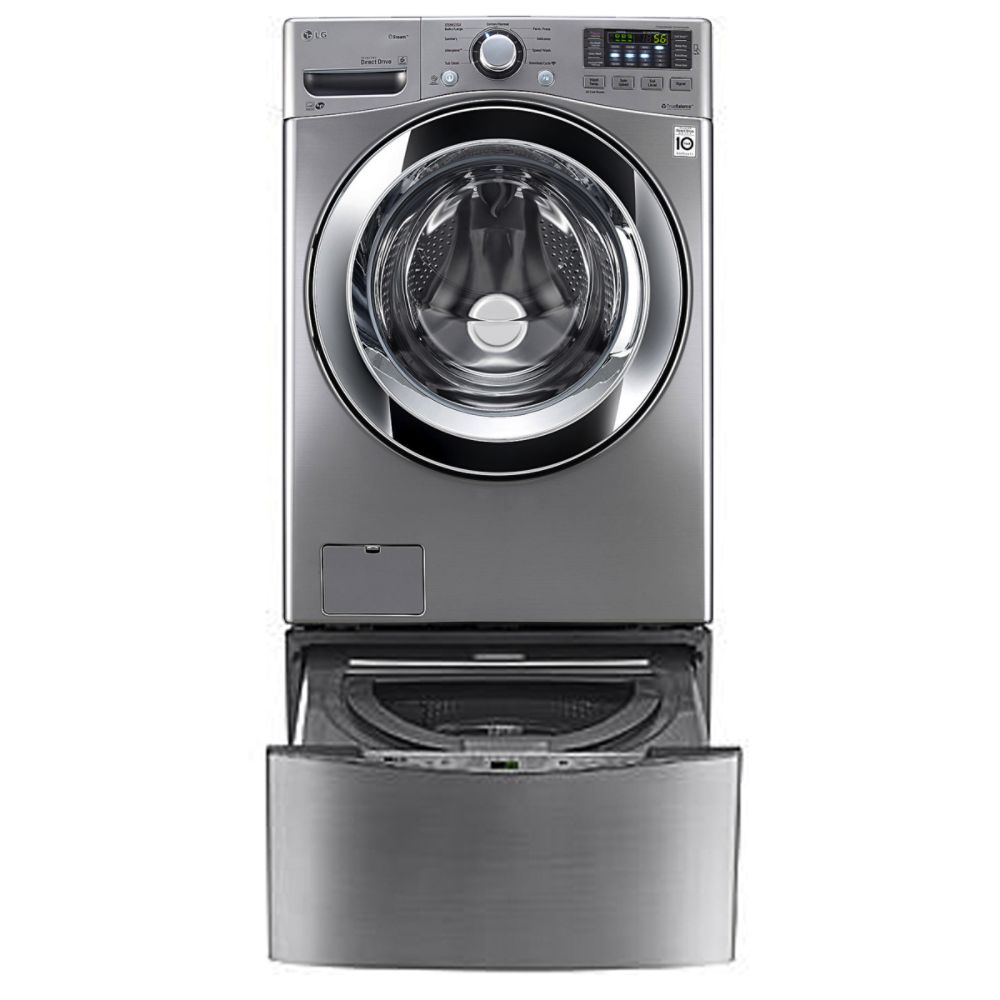 LG Twin Load Laundry