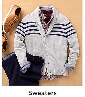 Big & Tall Sweaters
