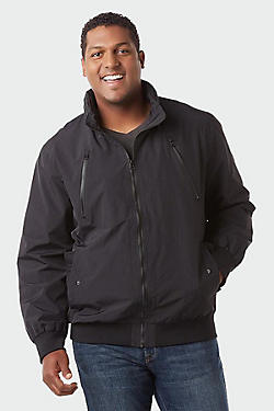 Big & Tall Men's Lightweight Jackets
