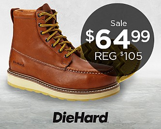DieHard on sale at $64.99