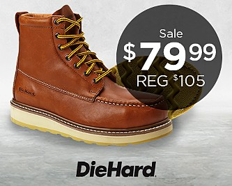 DieHard on sale at $79.99