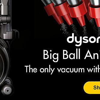 Dyson Big Ball Animal and Allergy