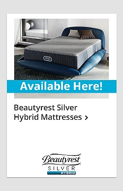 Beautyrest Silver Hybrid Mattresses