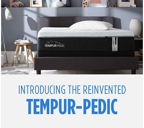 NEW Tempur-Pedic