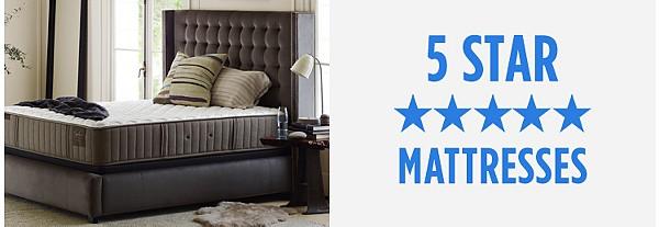 5 Star mattresses
