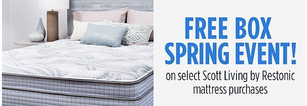 FREE Box Spring