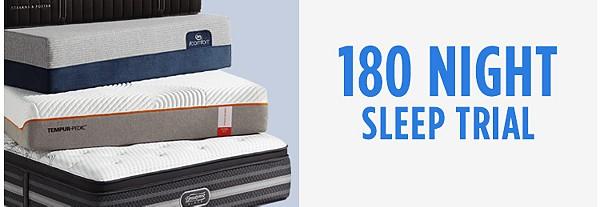 180 Night Sleep Trial