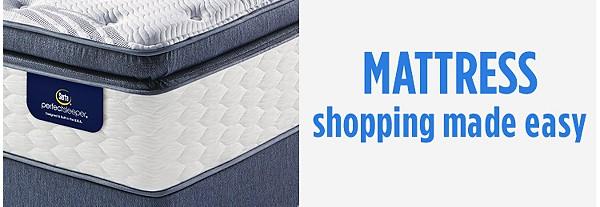 Mattress shopping made easy