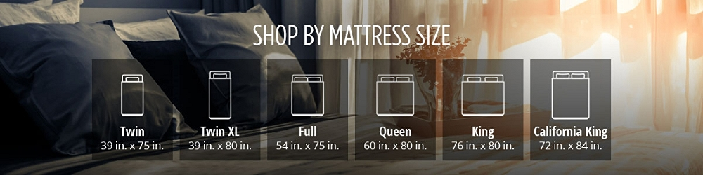 Shop by Mattresses Size