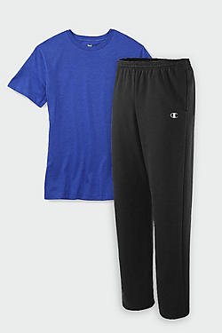 Big & Tall Men's Activewear