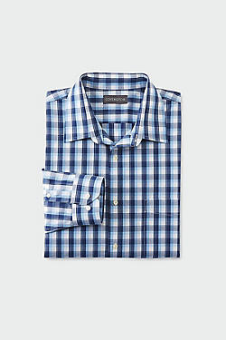 Button-Front Men's Shirts