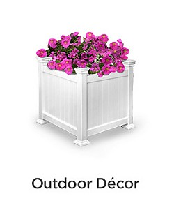 Mothers Day Outdoor Décor