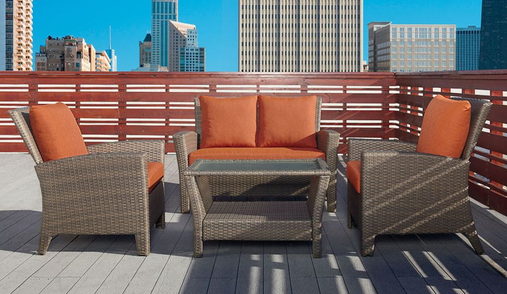 Patio furniture find relaxing outdoor patio furniture at for Outdoor furniture mackay