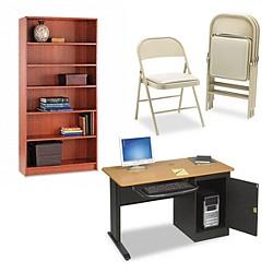 Muebles y decoración de oficina