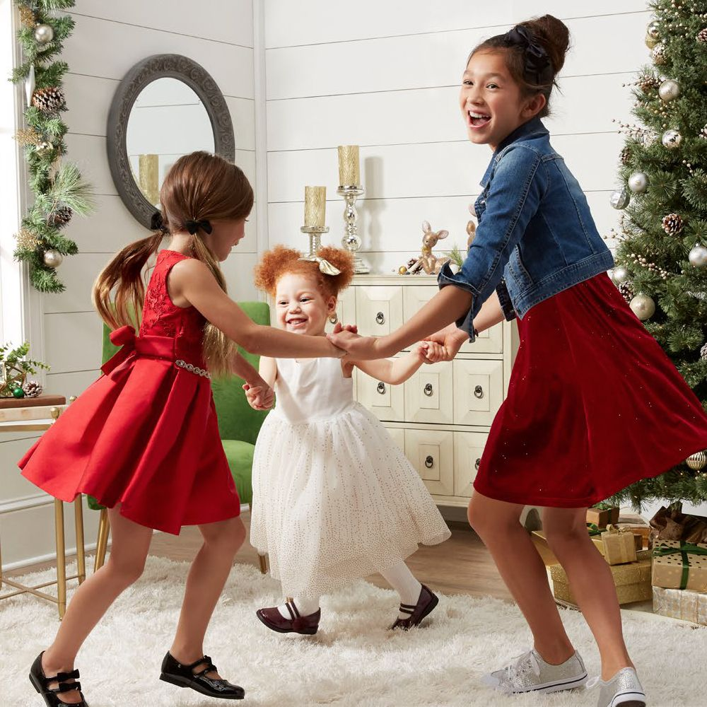 Modas para niños y niñas