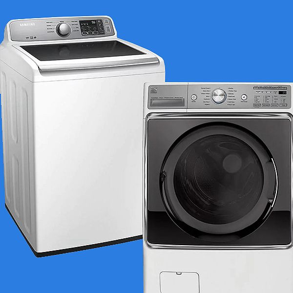Top-Load vs. Front-Load Washers