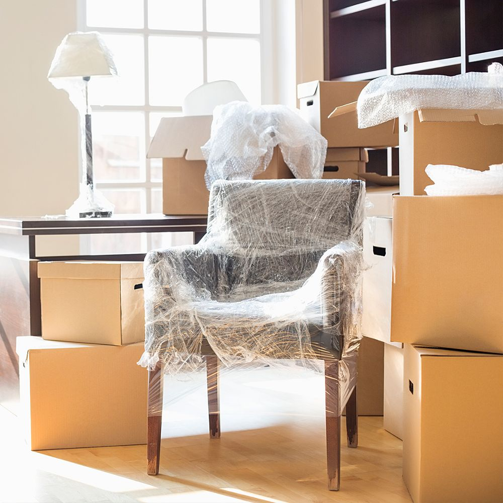 How to pack furniture for a move