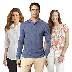 Up to 55% off clothing for the family