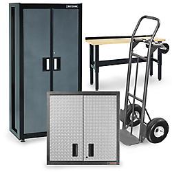Soluciones para el garaje