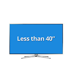 "Less than 40"""