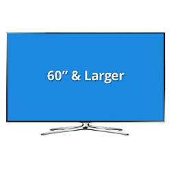 "60"" & Larger"
